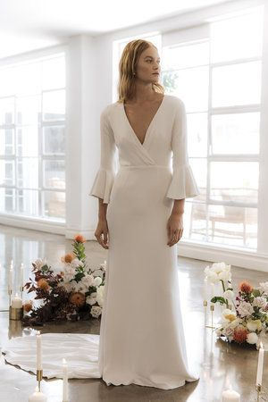 Prea James Bridal wedding dress featured on LOVE FIND CO.