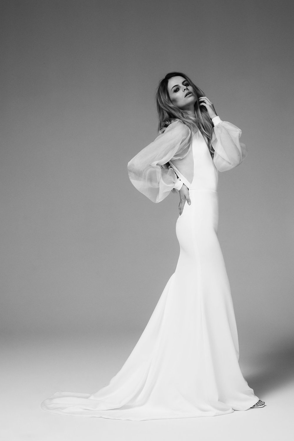 The Alchemist Wedding Dress by Marquise Bridal featuring LOVE FIND CO.