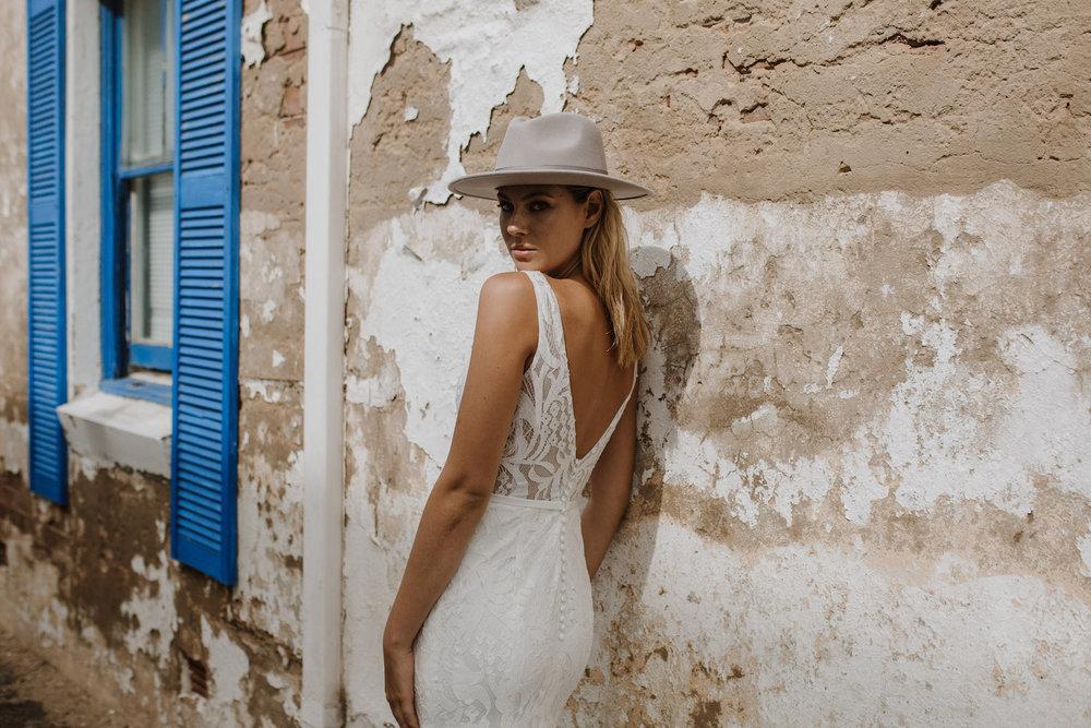Rosie wedding dress by Daisy Brides on LOVE FIND CO.