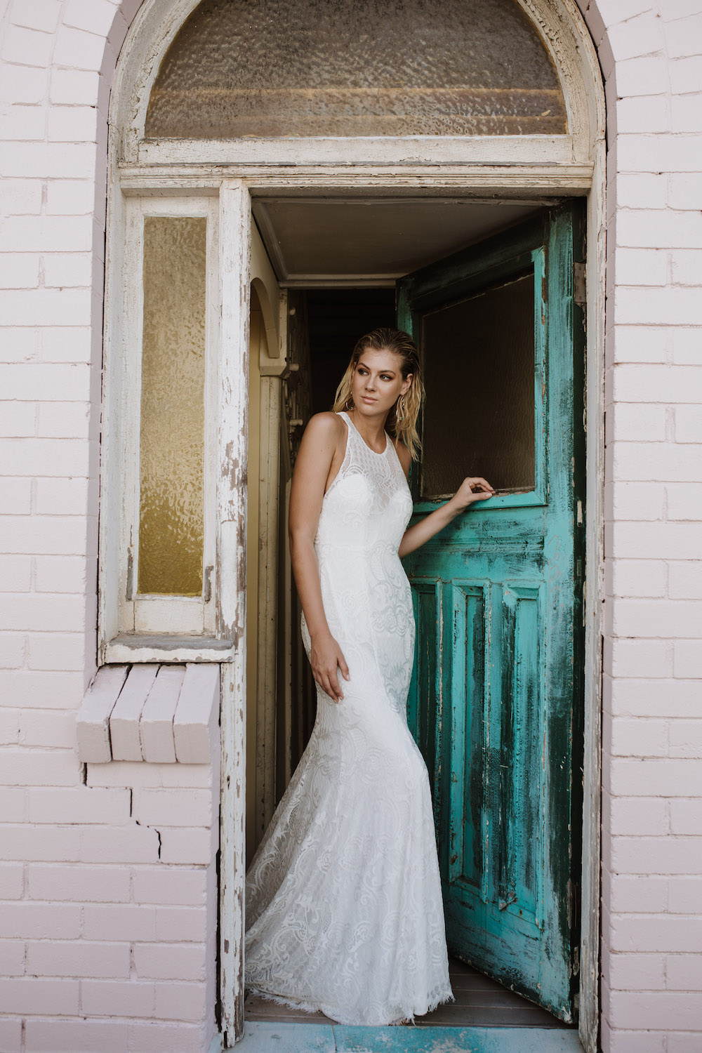 Wren wedding dress by Daisy Brides featured on LOVE FIND CO.