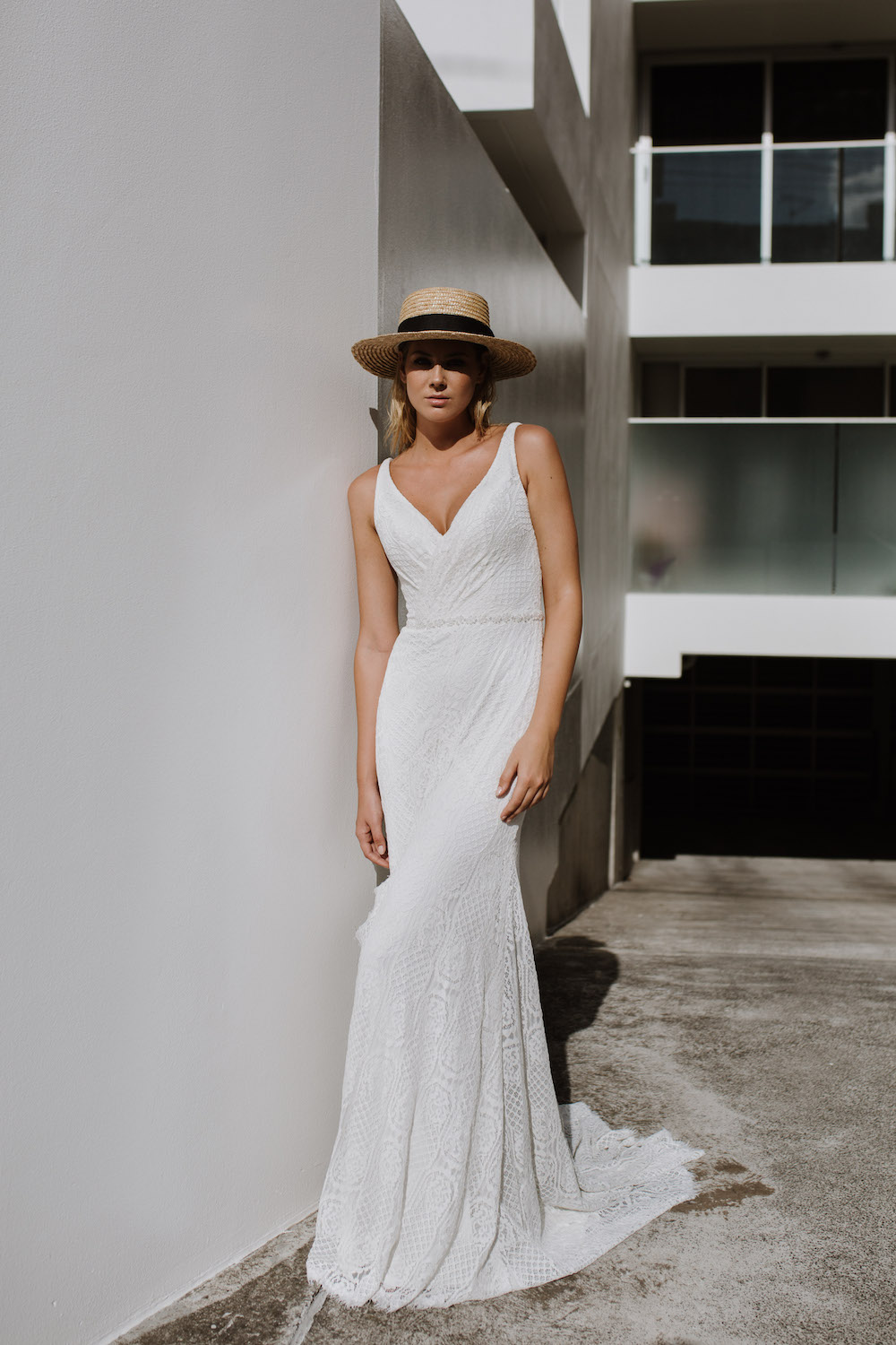 Posie wedding dress by Daisy Brides featured on LOVE FIND CO.