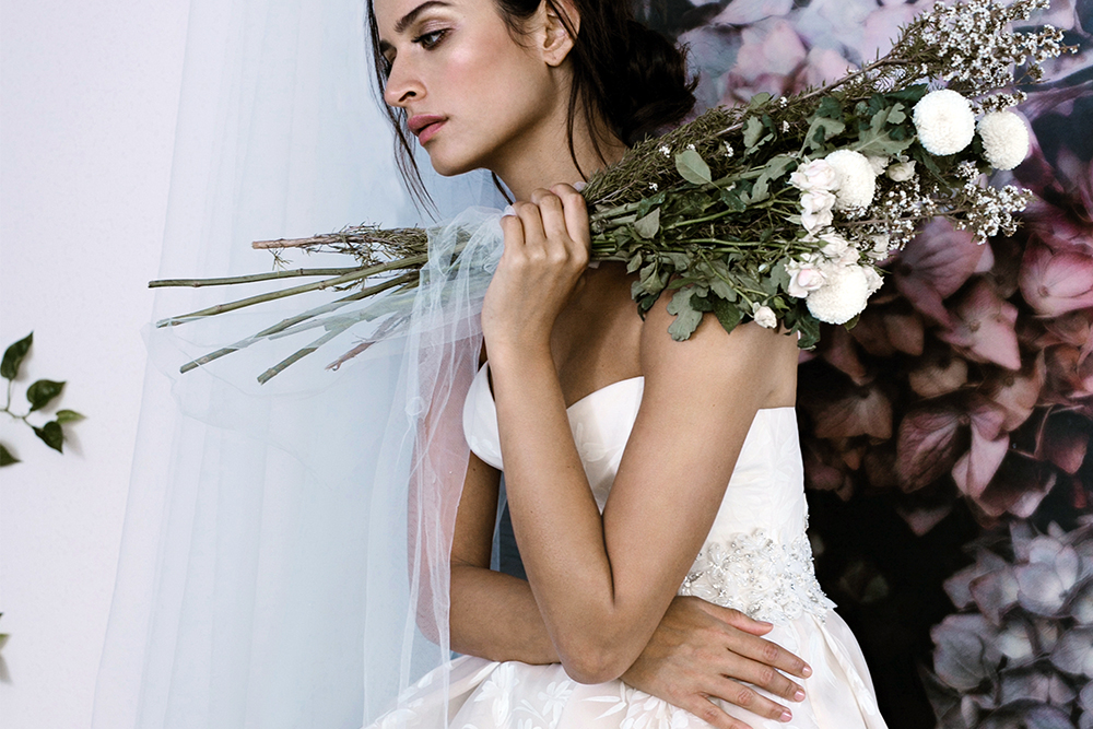 Bridal designer Guipurean featured on the LOVE FIND CO. Dress Concierge