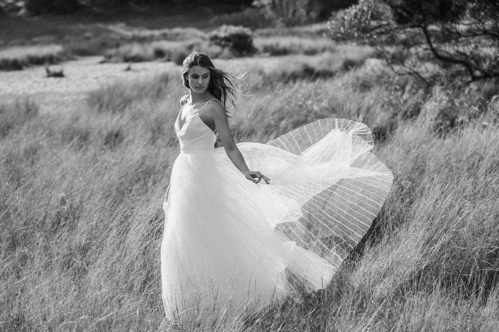 Sydney located Bridal Designer Georgia White Label