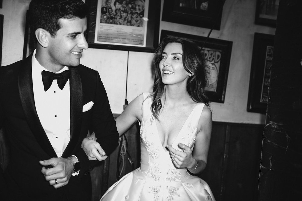 Chloe and MJ's magical New York wedding featured on LOVE FIND CO.