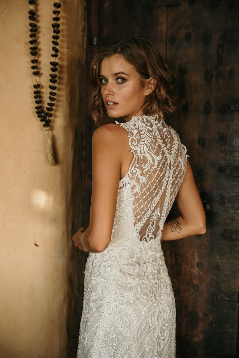 Breathless wedding dress by Jennifer Go Bridal featured on LOVE FIND CO.