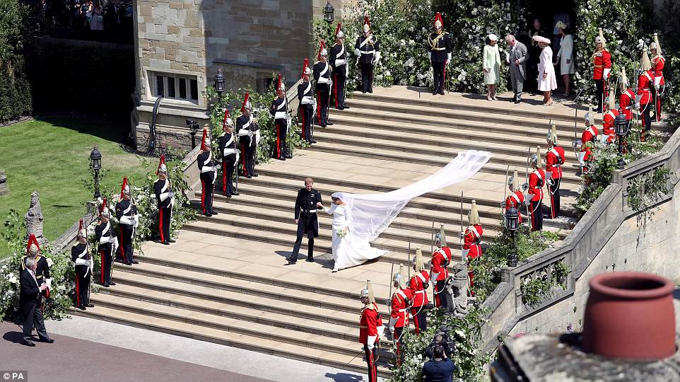 Royal Wedding of Prince Harry and Meghan Markle