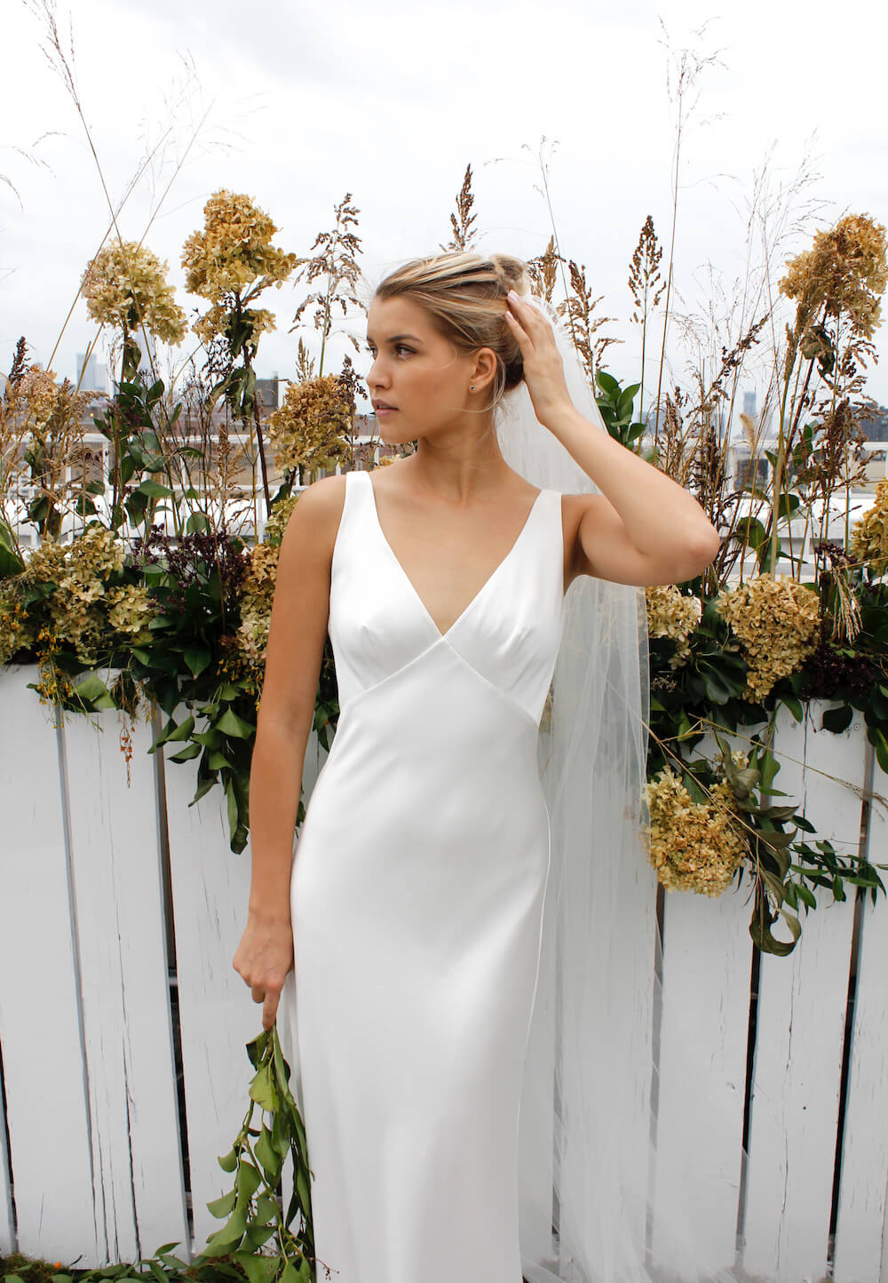 Entice wedding dress by Fiona Claire featured on LOVE FIND CO.