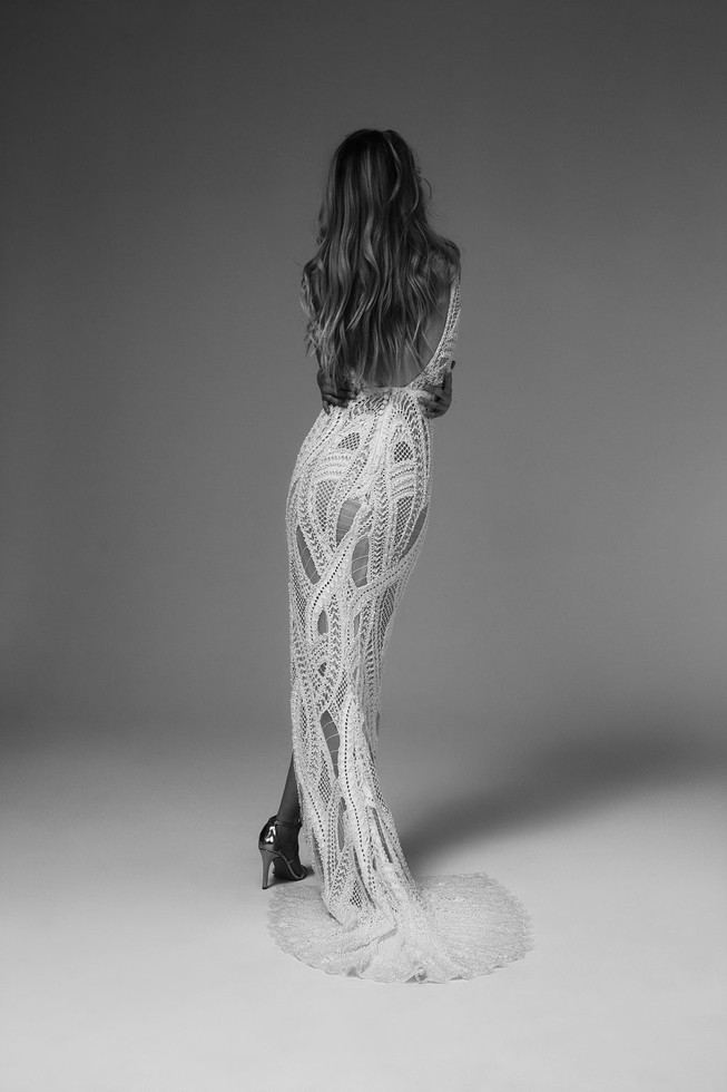 Mojave Wedding Dress by Marquise Bridal featured on LOVE FIND CO.