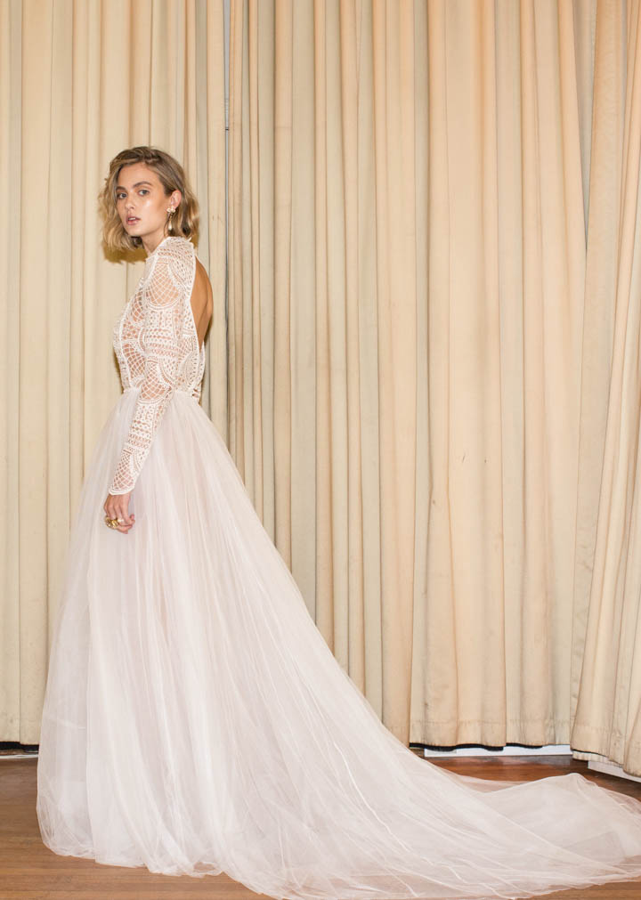 The Luxton wedding dress by ONE DAY BRIDAL featured on LOVE FIND CO.