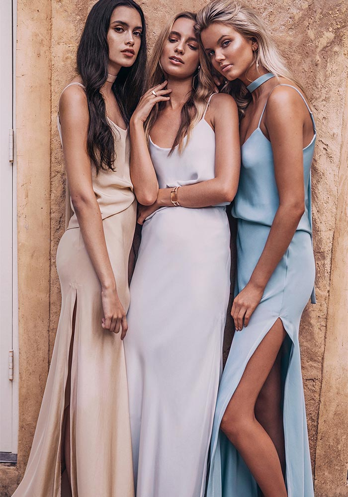 Grace Loves Lace Bridesmaid Dresses featured on LOVE FIND CO.