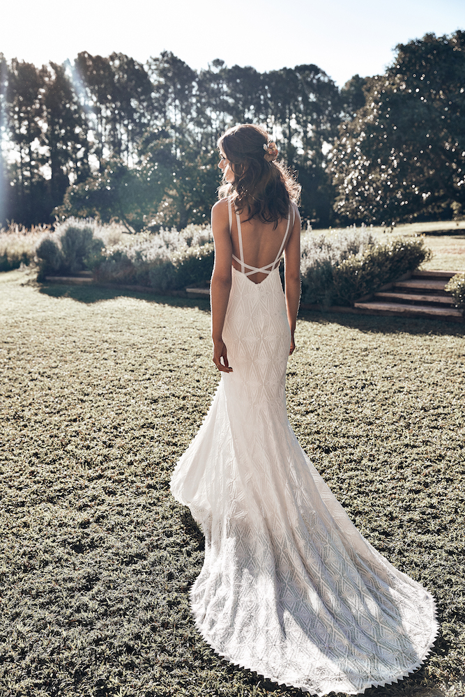 Leon Wedding Dress | ICON by Grace Loves Lace featured on LOVE FIND CO.