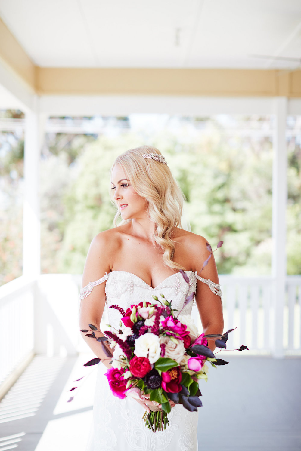 LOVE // Jassamay & Nick's wedding featuring Anna Campbell on LOVE FIND CO.