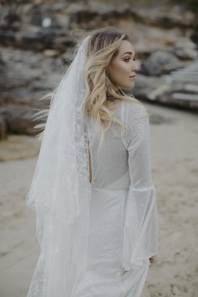 Bridal Accessories designer Aleksa Karina featured on LOVE FIND CO.
