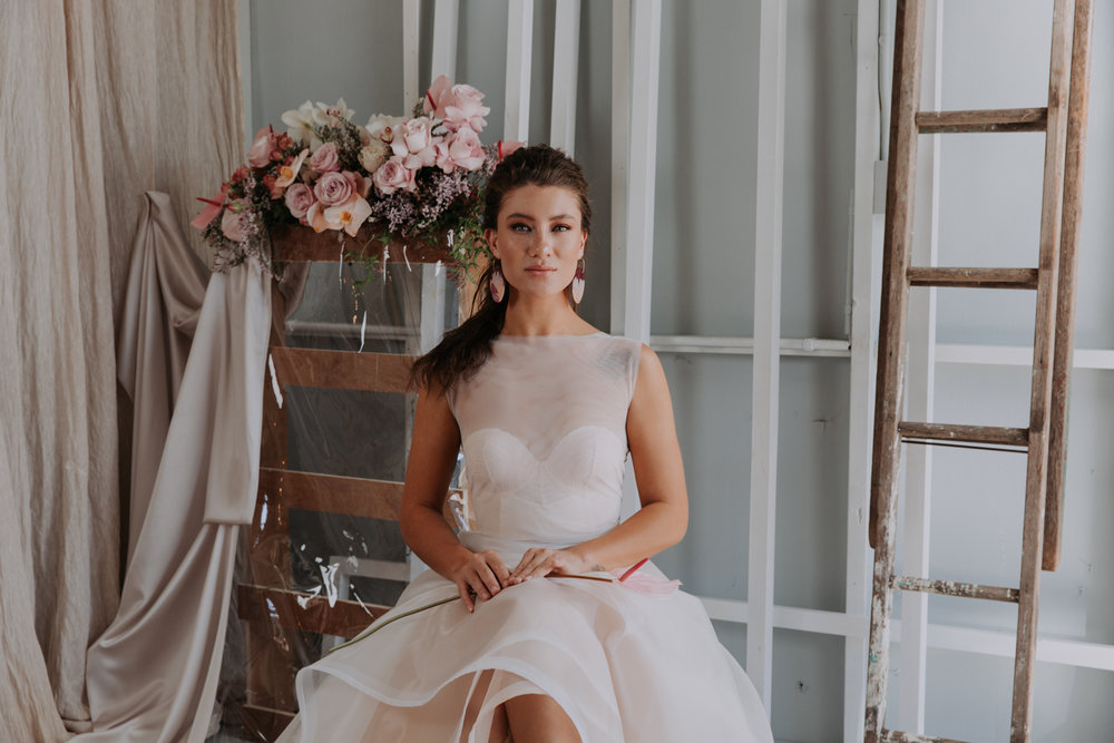 Jennifer Gifford bridal collection 'A History Of Romance' featured on LOVE FIND CO.