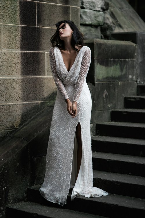Moira Hughes Bridal Collection featured on LOVE FIND CO.