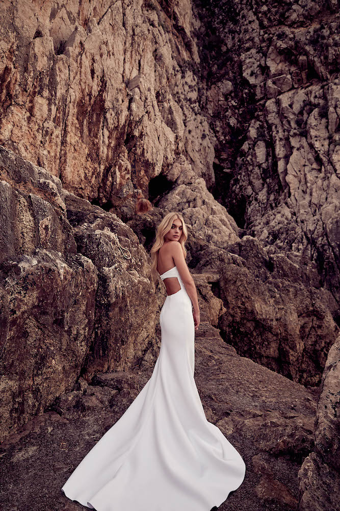 La Bella Donna Bridal Collection by CHOSEN featured on LOVE FIND CO.
