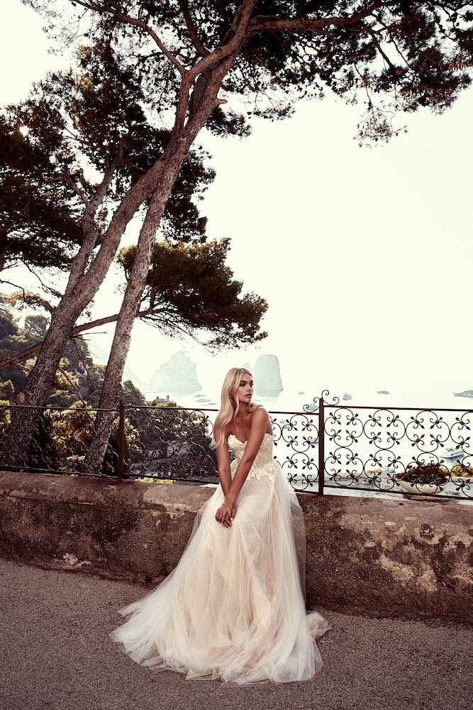 La Bella Donna Collection by CHOSEN featured on LOVE FIND CO.