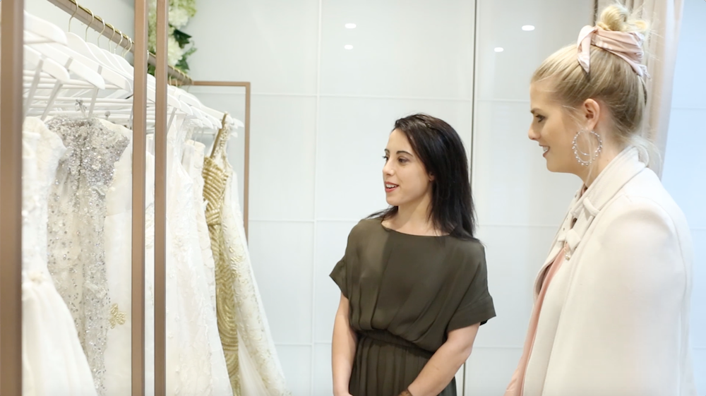 LOVE FIND CO. Founder Sophie Westley interviews bridal designer Guipurean