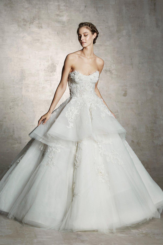 Marchesa Statement gown on LOVE FIND CO.