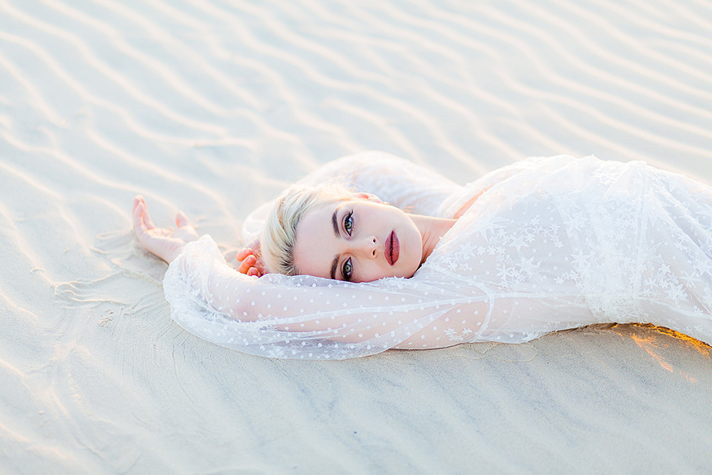 Bridal Designer Erin Clare Featured on LOVE FIND CO. Bridal Inspiration