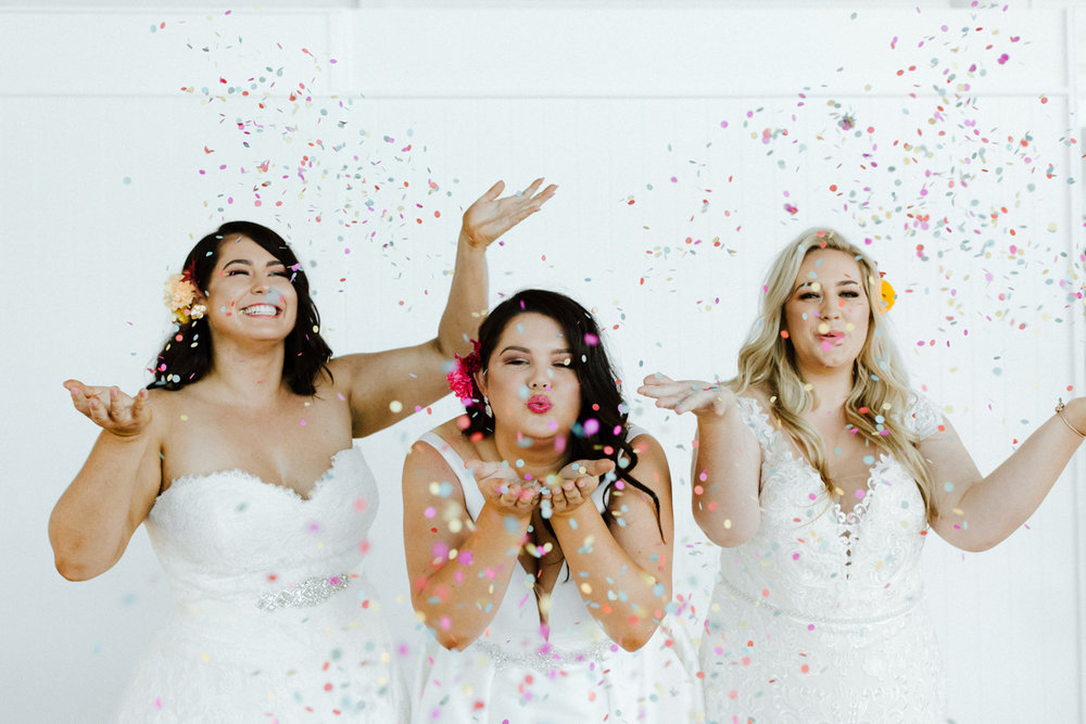 Plus Size Wedding Dresses by White Lily Couture