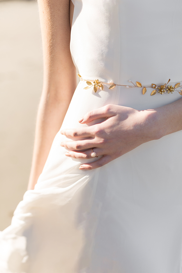 Davie & Chiyo Bridal Accessories featured on LOVE FIND CO.