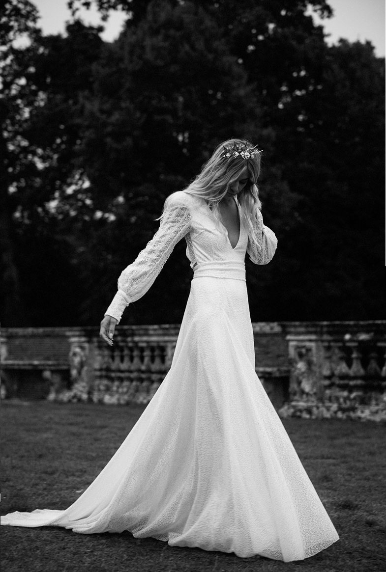 Bridal brand & For Love featured on the LOVE FIND CO. Dress Concierge