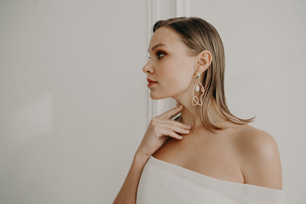 Bridal Accessories Designer Maison Roe featured on LOVE FIND CO.