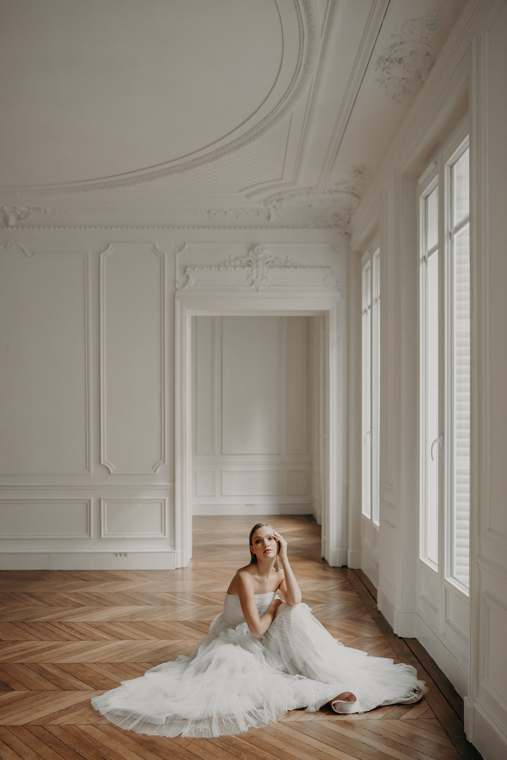 The Paris Campaign by LOVE FIND CO. - Bridal Inspiration