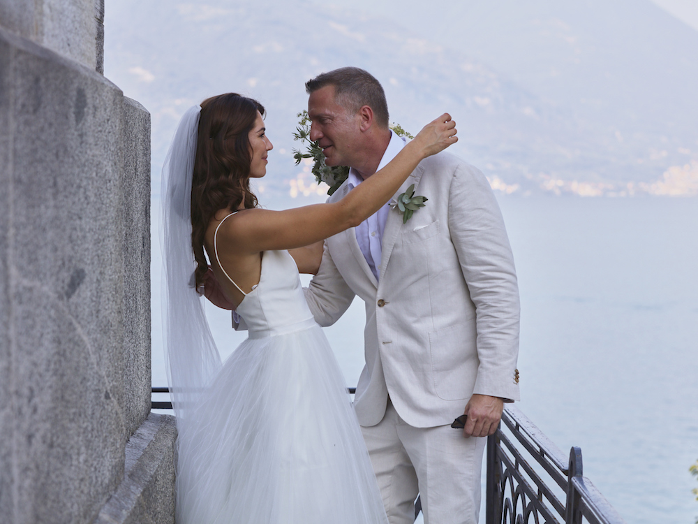 Rachael & Duncan's Italian Wedding featured on LOVE FIND CO.