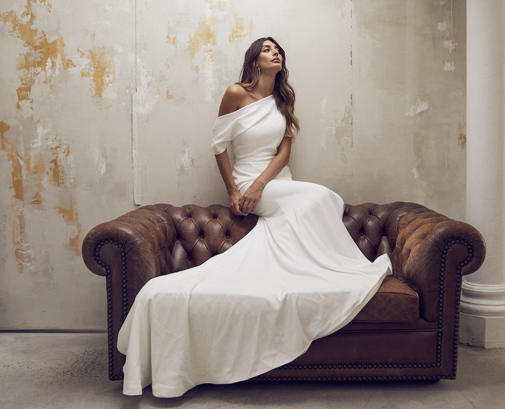 Amaline Vitale Ceremony Collection featured on LOVE FIND CO.