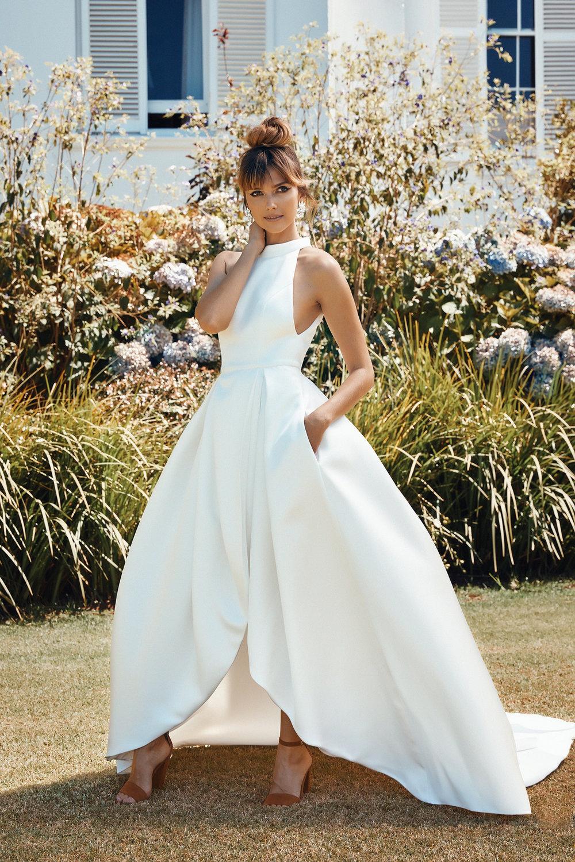 Bridal Designer Vagabond Bridal featured on LOVE FIND CO. Dress Concierge