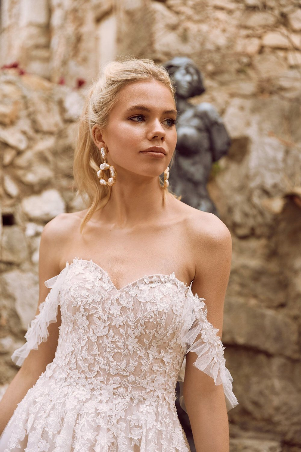 The Riviera Collection by Madi Lane Bridal featured on LOVE FIND CO.