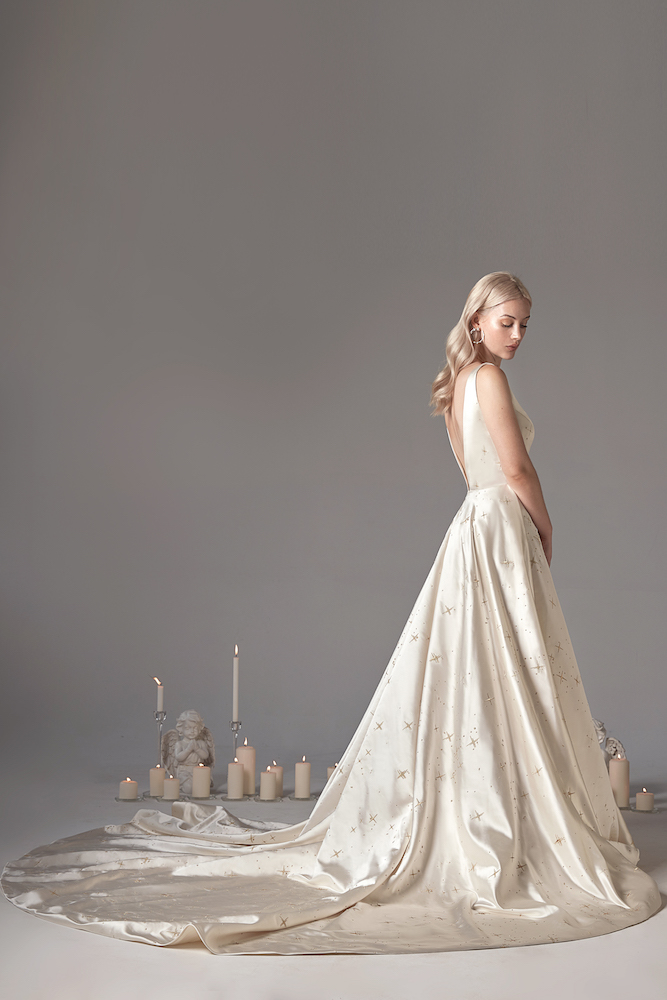 Reign Gown by OUI THE LABEL 'New Wine' Collection featured on LOVE FIND CO.