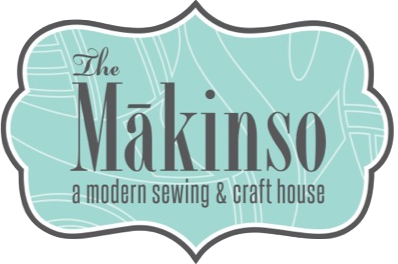 The Makinso: A Modern Sewing and Craft House