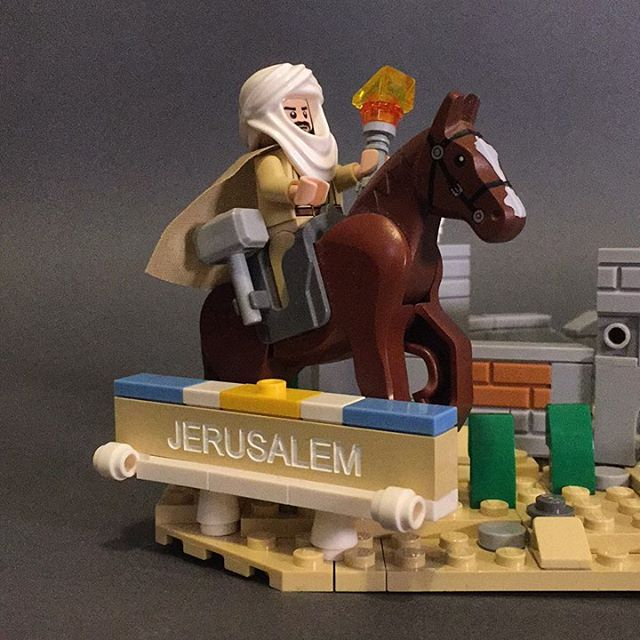 Bringing the story of Nehemiah to next week's Brix N Blox expo at the Chinese Cultural Centre next Sunday! #yyc #lego