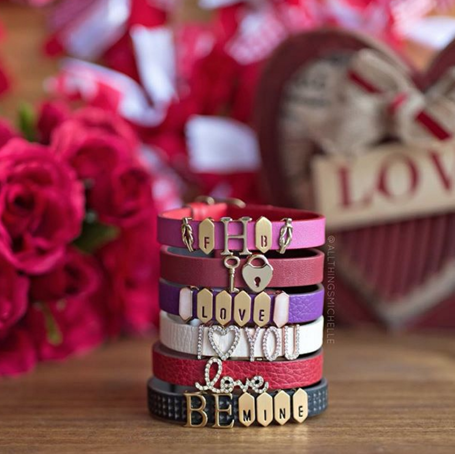 How cute are these for Valentine's Day? Image via @allthingsmichelle