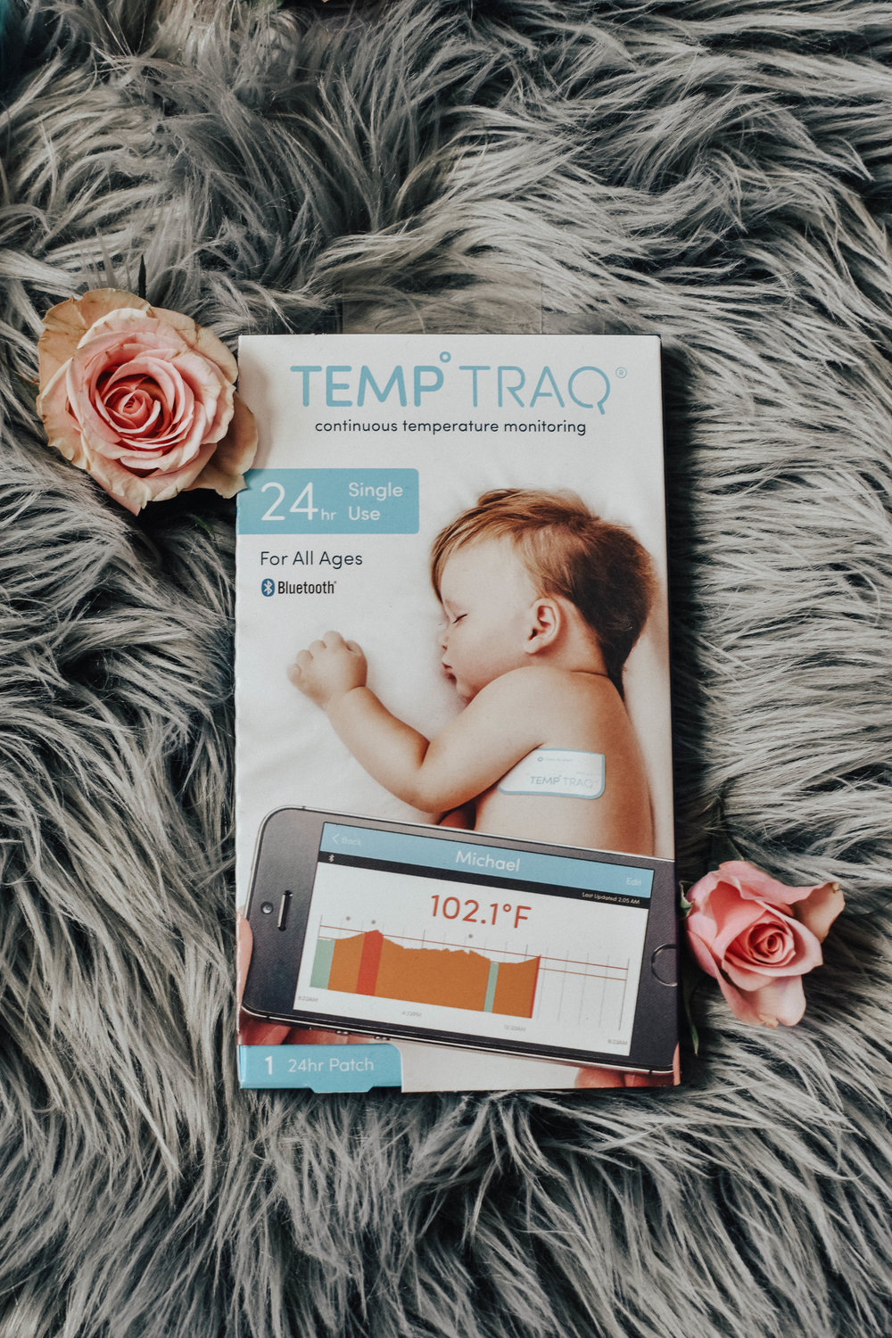 Temp Traq - Continuous Temperature Monitoring