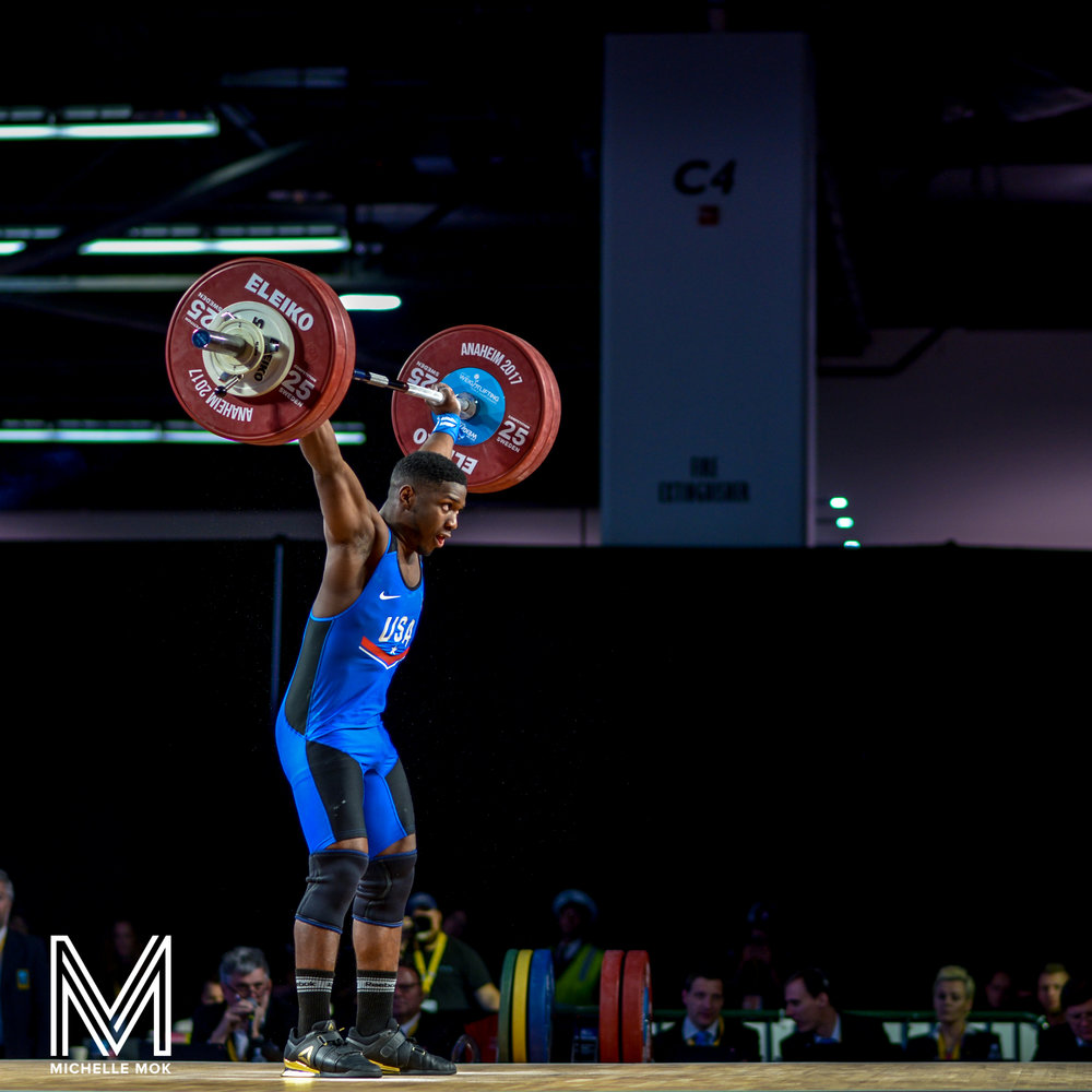 IWF WORLD CHAMPIONSHIPS
