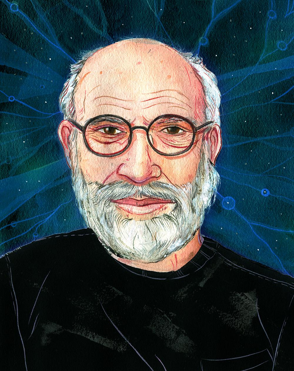 Oliver Sacks for Boat Magazine