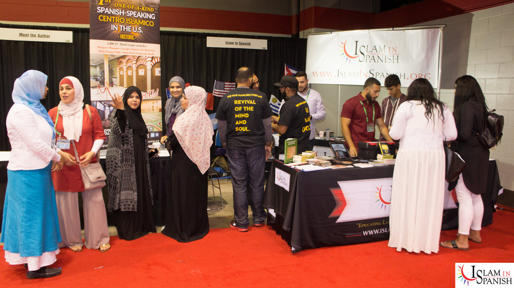 Chicago, Illinois – IslamInSpanish at ISNA Convention Sep. 3, 2016