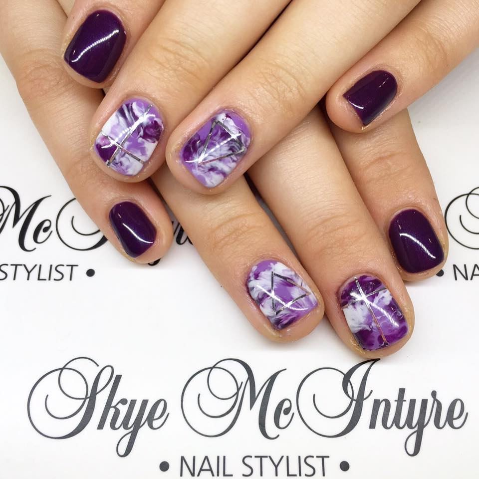 You don't need to leave Penrith to get awesome manicures, nail polish and design