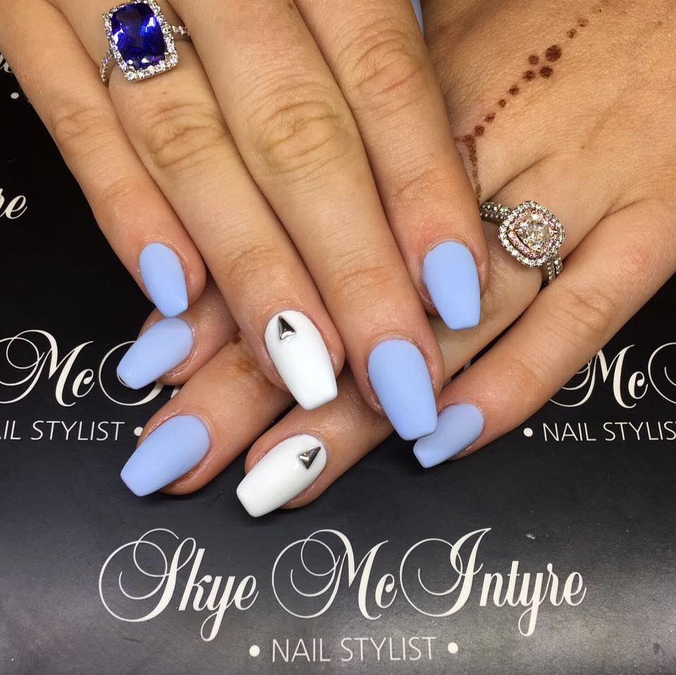 Best nail stylist in Penrith - Skye McIntyre