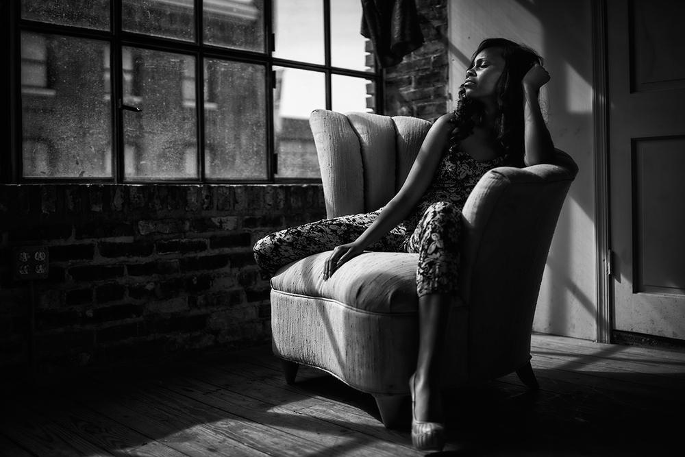 At the Window II | 2014
