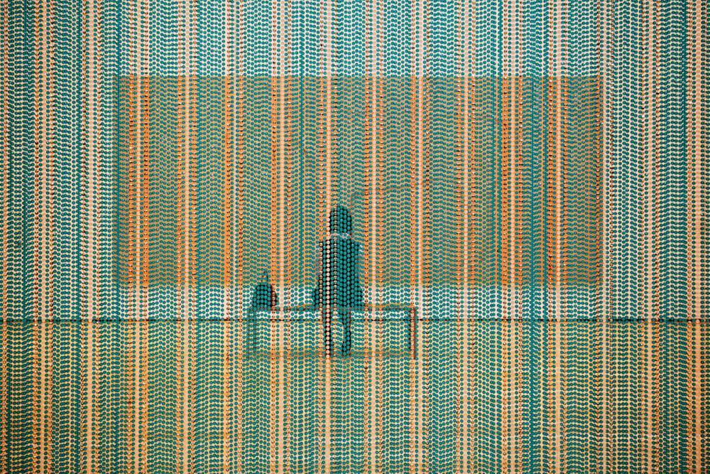 Beaded Curtain | 2015