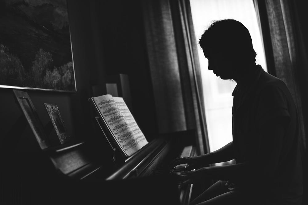 Piano Session II | 2014
