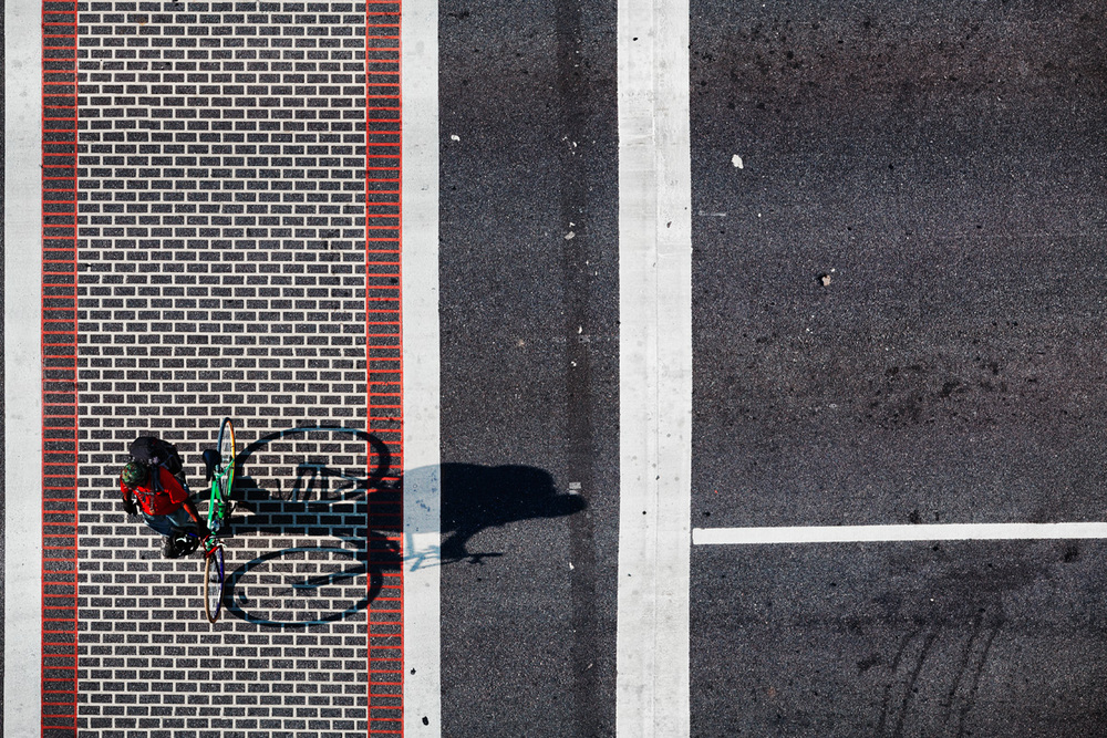 Crossing, Lines & Shadows   2015