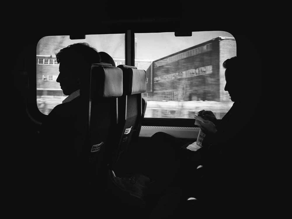 The Commuters | 2018