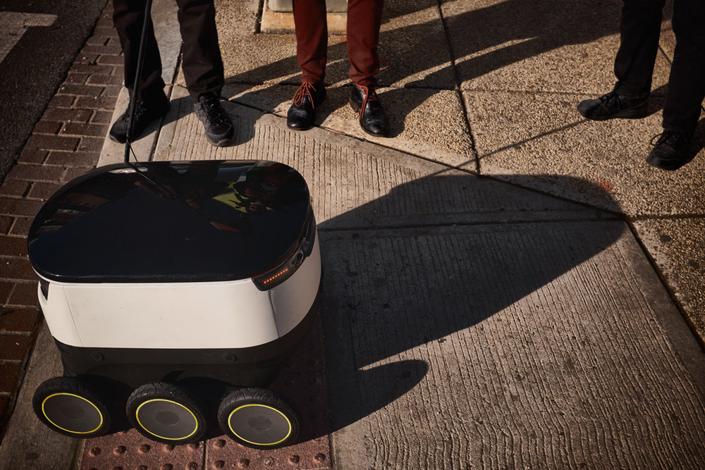 F. D. R. : Food Delivery Robot | 2018