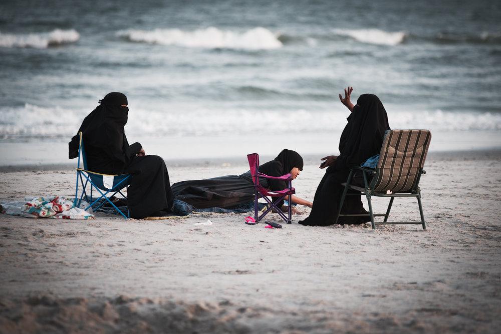 Beach Conversation | 2013
